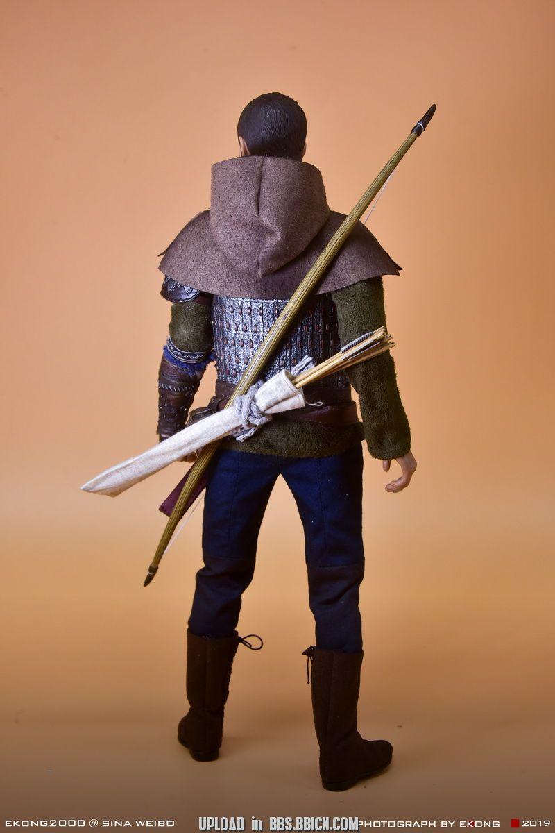 poptoys - NEW PRODUCT: POPTOYS: 1/6 EX21 Robin Hood Chivalrous Robin Hood - Double Head Carving & War Horse 134911xl5l3gcofvfu2cve