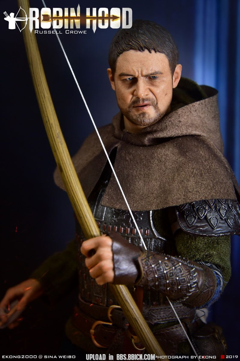 poptoys - NEW PRODUCT: POPTOYS: 1/6 EX21 Robin Hood Chivalrous Robin Hood - Double Head Carving & War Horse 150003oqe18pmy3byp1p8n