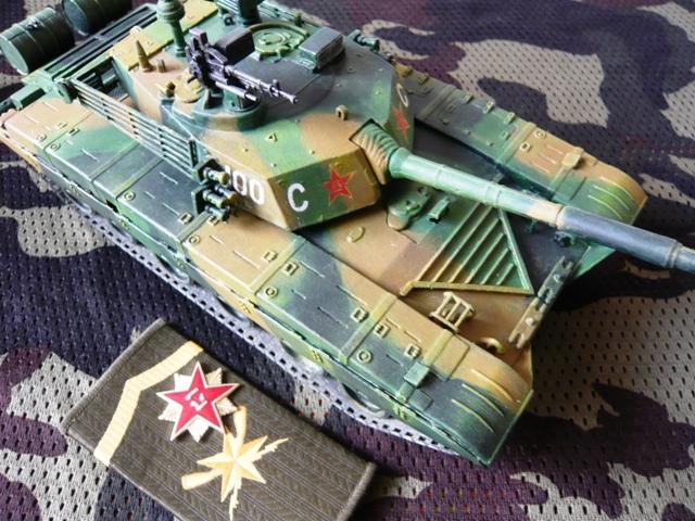 98式主战坦克兵人在线