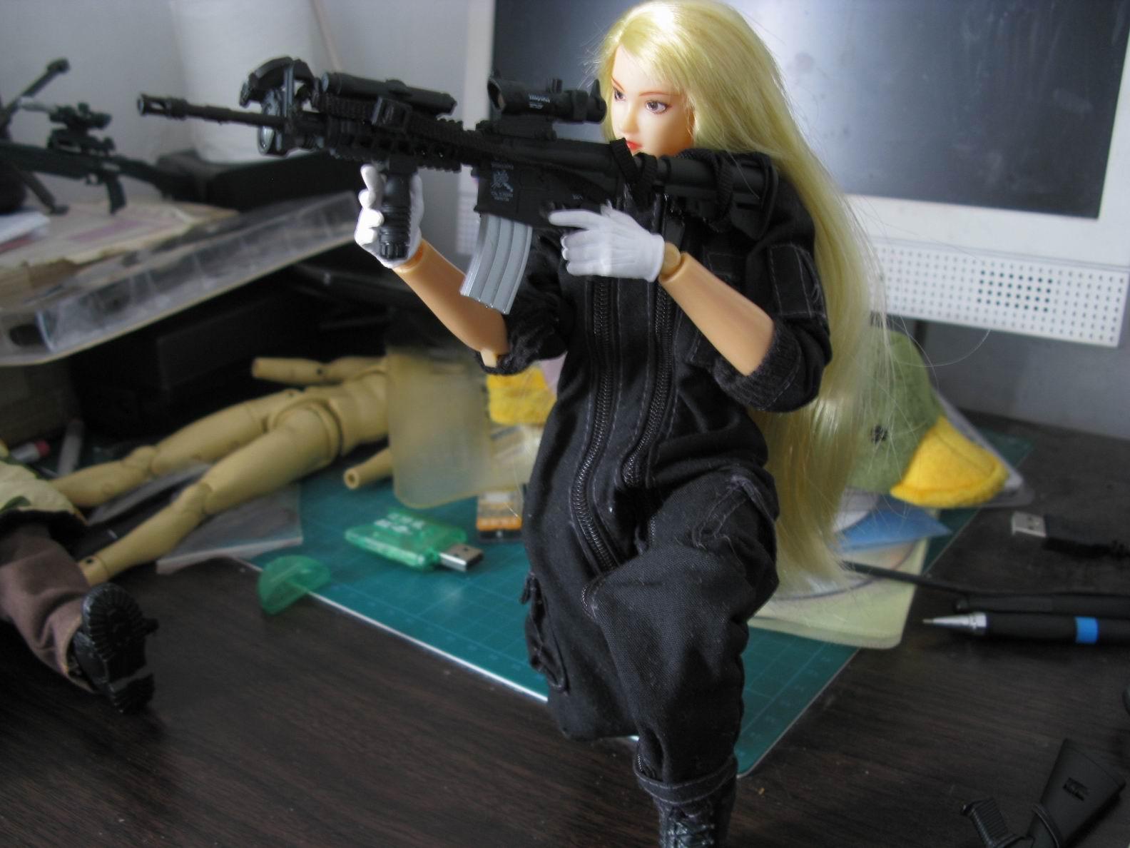 昨天很有空,拍了点cg女兵兵人在线 powered by discuz 高清图片