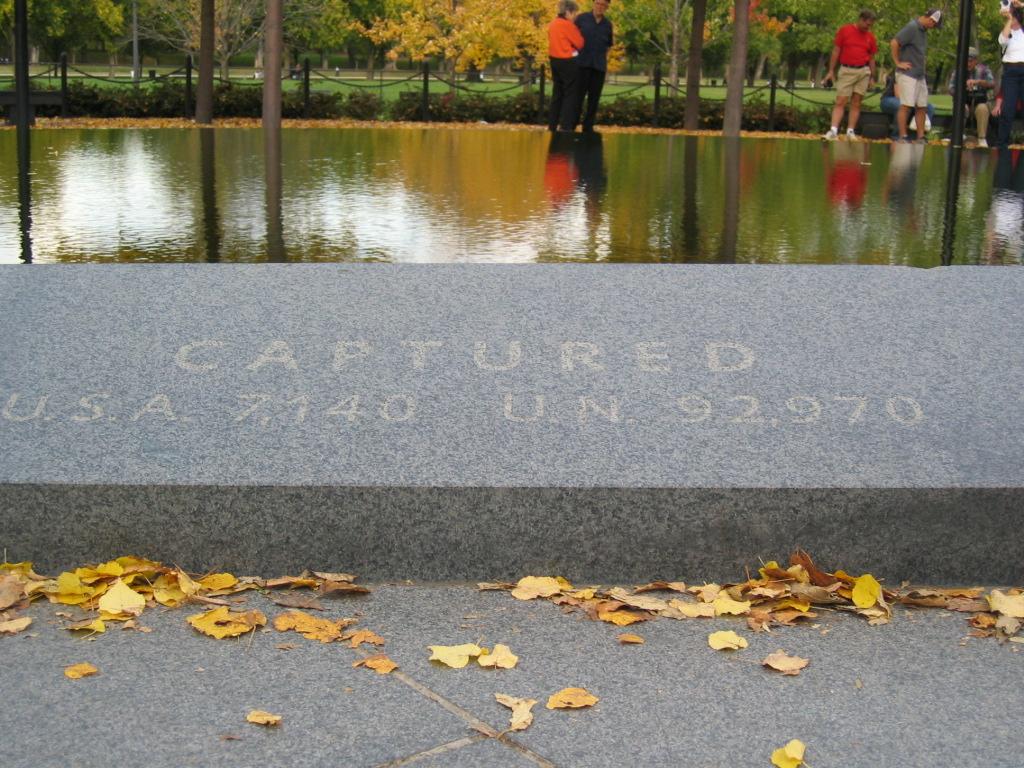 我眼中的华盛顿韩战公园 - hubao.an - hubao.an的博客